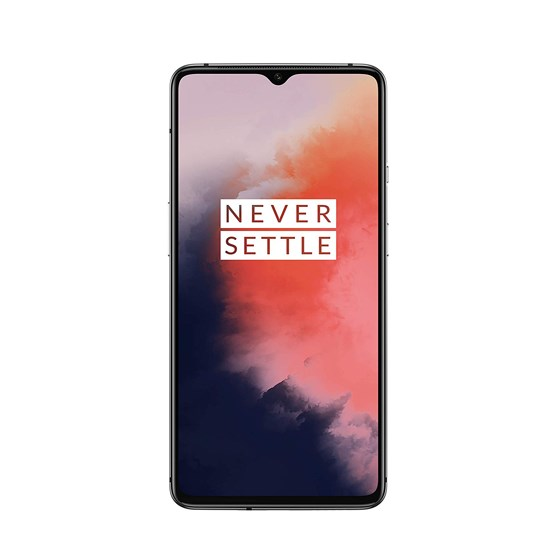 OnePlus 7T Dual Sim 8GB RAM 128GB LTE Frosted silver