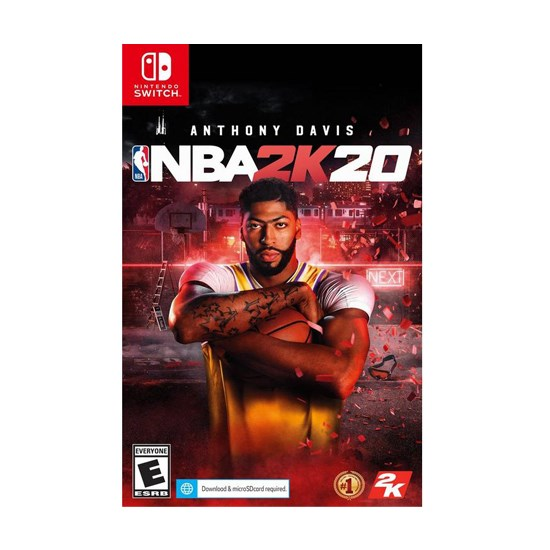 NBA 2K20 Game for Nintendo Switch