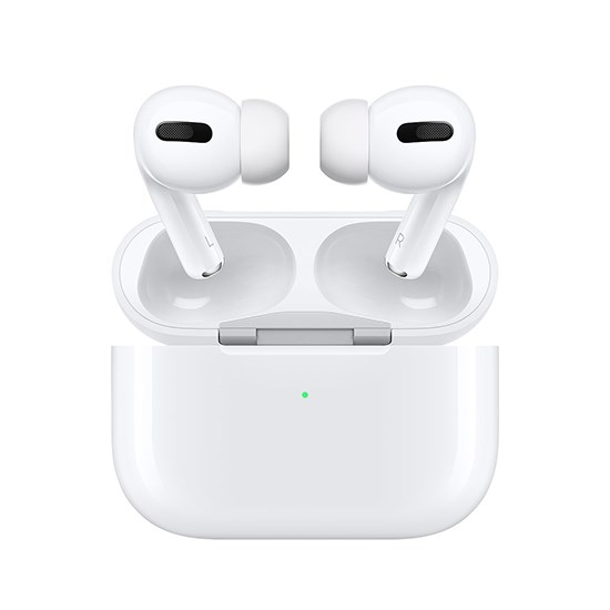 Изображение Apple AirPods Pro With Wireless Charging Case MWP22ZA White