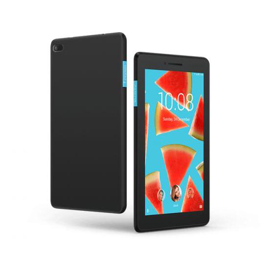 Изображение Lenovo TAB E7 TB-7104i 3G 16GB black