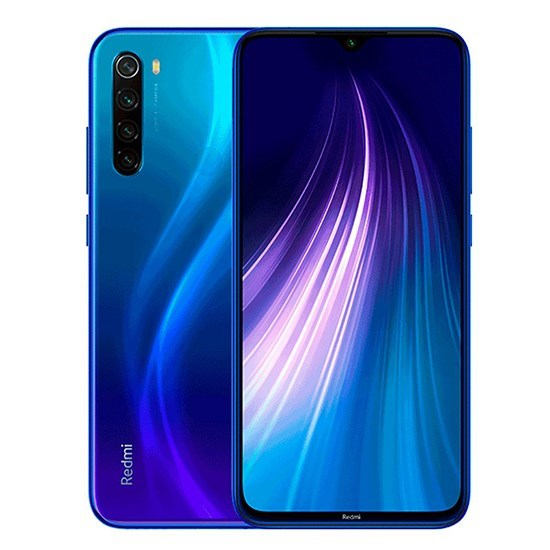 Xiaomi Redmi Note 8T Global Version 4GB RAM 64GB LTE Blue