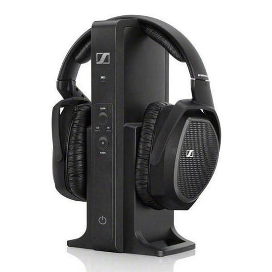 Изображение Sennheiser Hi-Fi RS 175 Wireless Black
