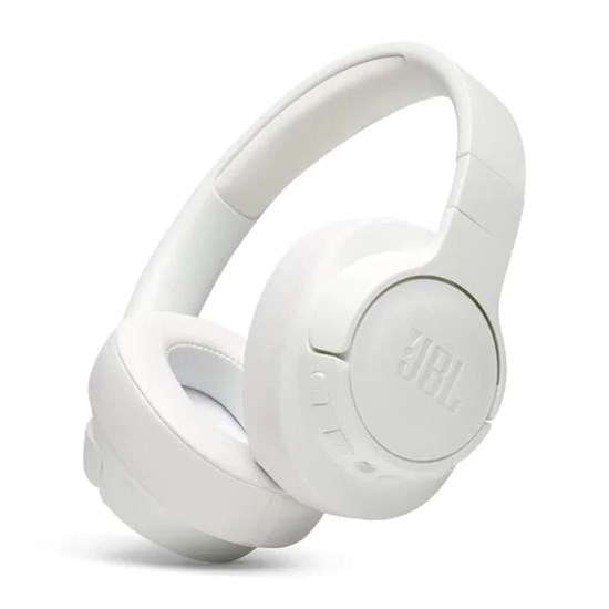 JBL Tune T750 BTNC Wireless On-Ear Headphones White