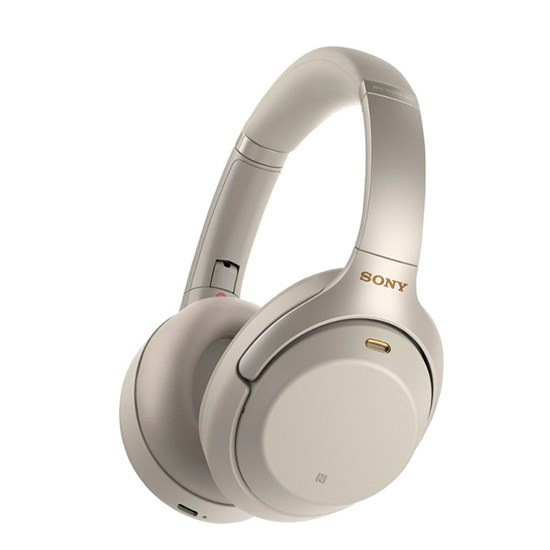 Изображение Sony WH-1000XM3 Wireless Noise Canceling Stereo Headset Silver