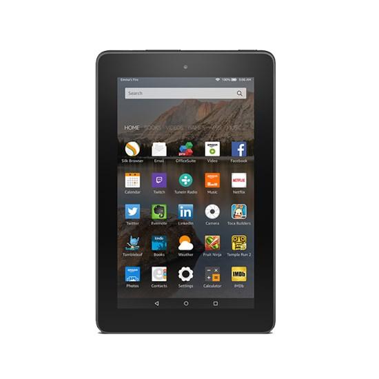Amazon Fire 7 Tab 16GB Wi-Fi black