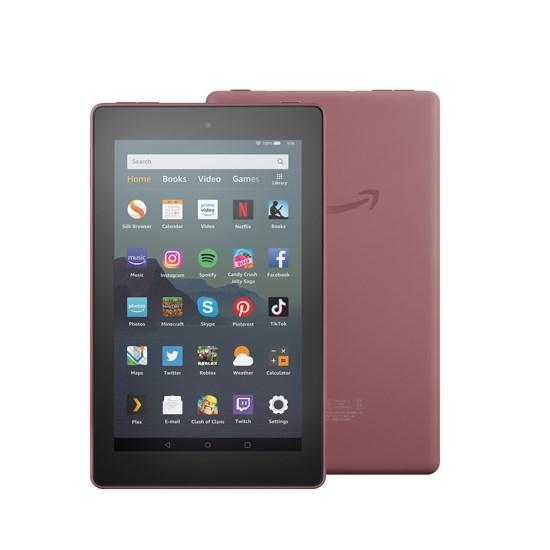 Amazon Fire 7 Tab 16GB Wi-Fi Plum
