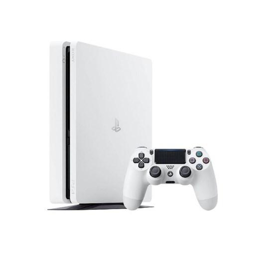 Изображение Sony PlayStation PS4 500GB Slim white