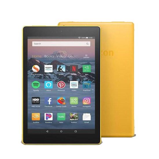 Amazon Fire 8 Tablet 16GB Wi-Fi yellow