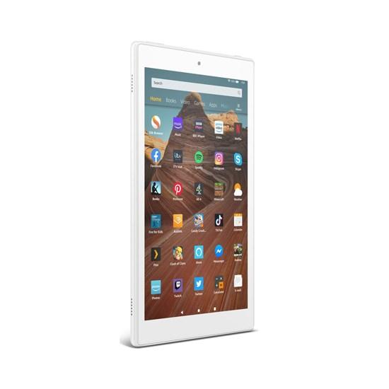 Изображение Amazon Fire 10 32GB Tab 10.1 inches  Wi-Fi white