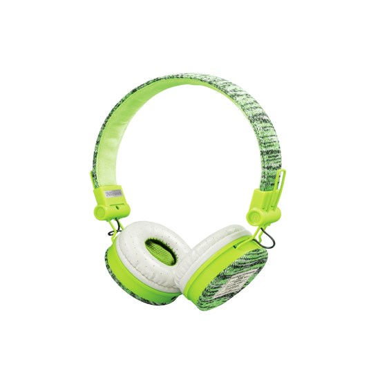 Изображение Trust Fyber Headphones green