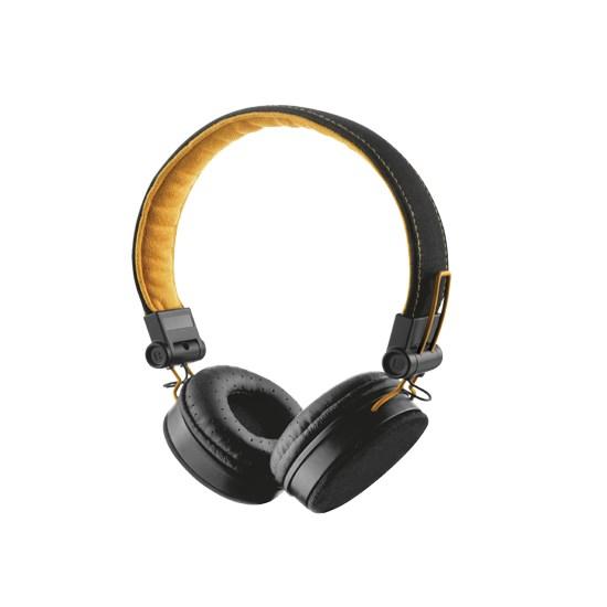 Trust Fyber Headphones dark denim