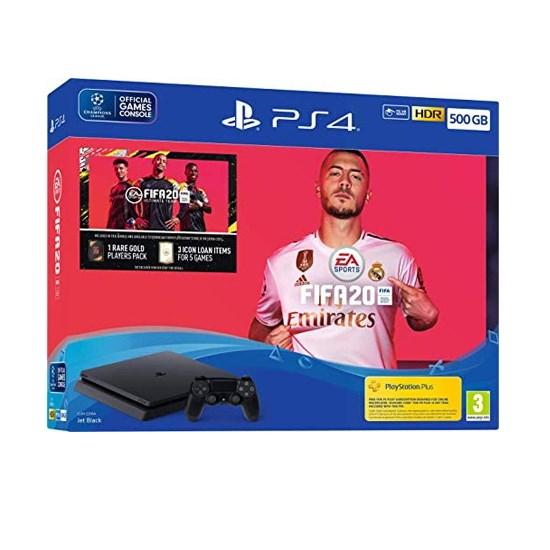 Изображение Sony PlayStation PS4 500GB Slim with FIFA20