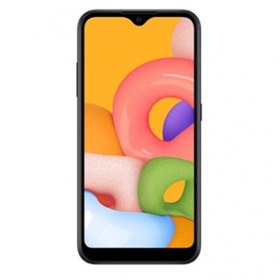 Изображение Samsung Galaxy A01 2GB RAM 16GB LTE A015FD Black