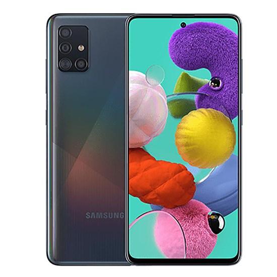 Samsung Galaxy A51 4GB RAM 128GB LTE A515FD Black
