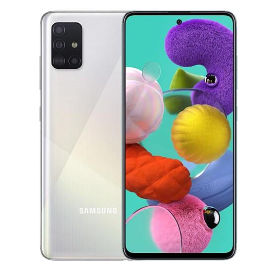 Samsung Galaxy A51 4GB RAM 128GB LTE A515FD White