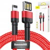Baseus Cafule Series Cable Special Edition Lightning 1m CALKLF-G09 red