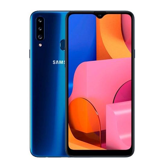 Изображение Samsung Galaxy A20s 3GB RAM 32GB LTE A207FD Blue