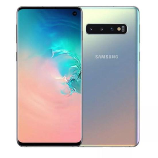 Изображение Samsung Galaxy S10 8GB RAM 128GB LTE G973FD Silver