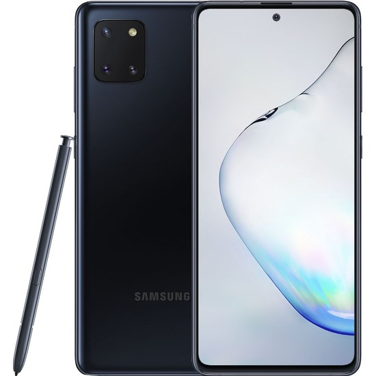 Изображение Samsung Galaxy Note 10 lite 8GB RAM 128GB LTE N770FD Black