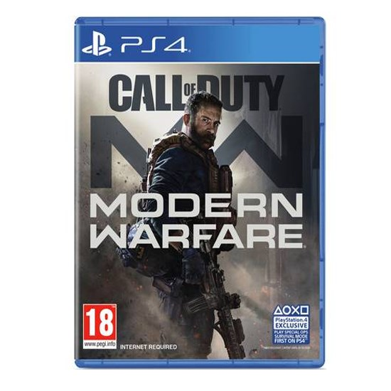 Call of Duty Modern Warfare 2019 Game for PS4
