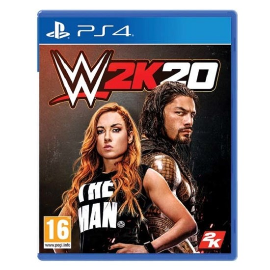 WWE 2K20 Game for PS4