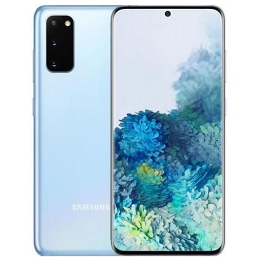 Samsung Galaxy S20 Dual Sim G980FD 8GB RAM 128GB LTE blue