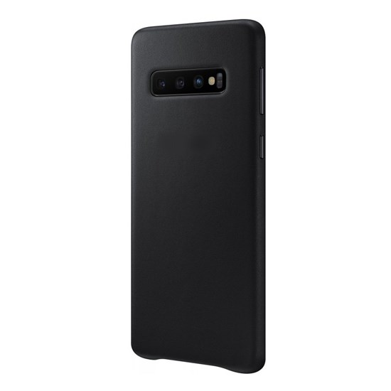 Ovose Protective Case Lovely Fruit Series Samsung G975 Galaxy S10 Plus	black