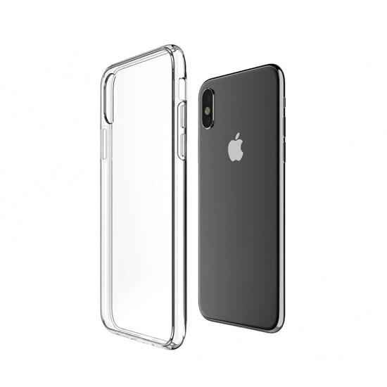 Изображение Ovose UltraSlim Case Unique Skid Series Apple Iphone XS Max transparent
