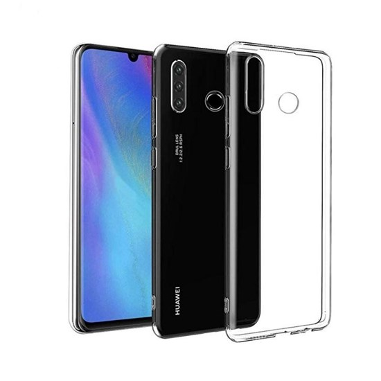 Ovose UltraSlim Case Unique Skid Series Huawei P30 Litetransparent
