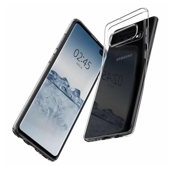Ovose UltraSlim Case Unique Skid Series Samsung G973 Galaxy S10transparent