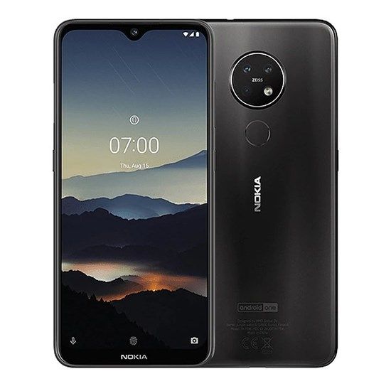 Nokia 7.2 Dual Sim 4GB RAM 64GB LTEblack