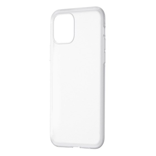 Baseus Jelly Liquid Silica Gel Protective Case Apple Iphone 11Pro Max WIAPIPH65S-GDwhite