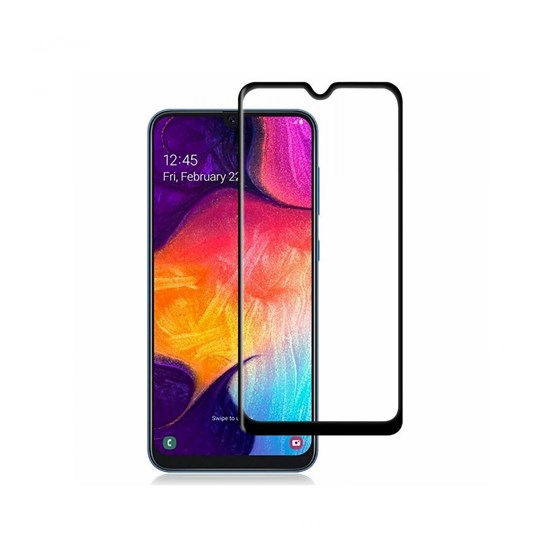 Изображение Glass Pro+ Full Screen Tempered Glass Samsung A015 Galaxy A01 black