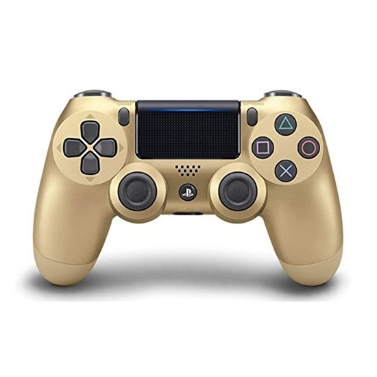 PS4 Slim Wireless Controller Dualshock4 Color Edition gold
