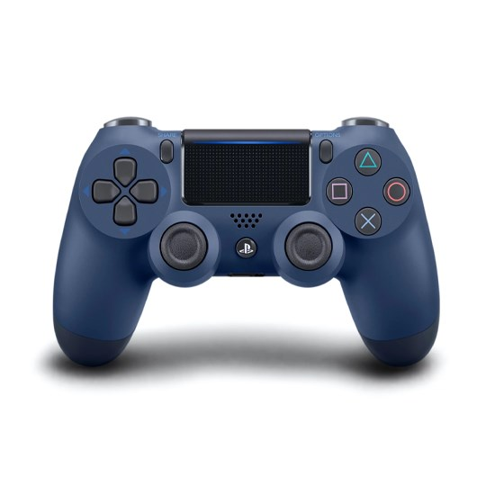 PS4 Slim Wireless Controller Dualshock4 Color Edition  midnight blue