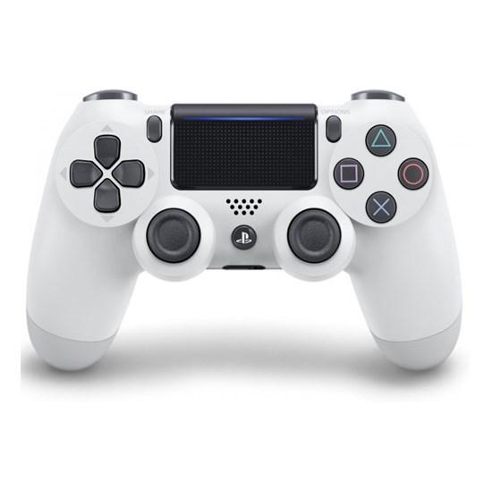 Изображение PS4 Slim Wireless Controller Dualshock4 Color Edition  white