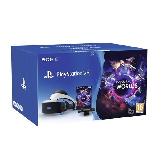 Sony Playstation VR Worlds black