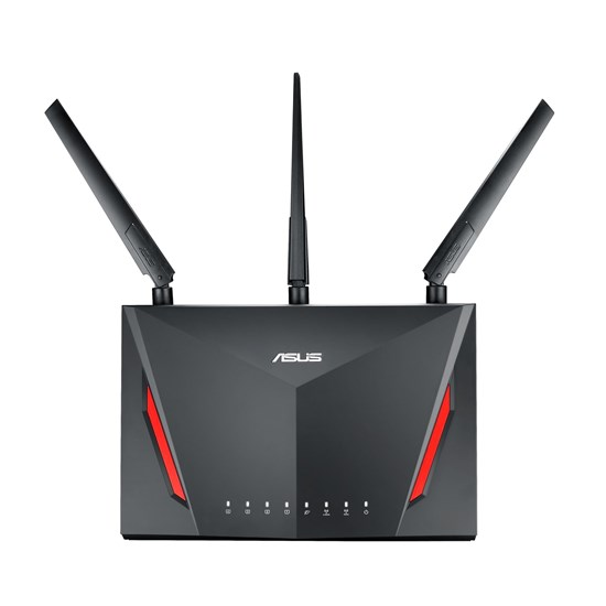 ASUS RT-AC86U router black