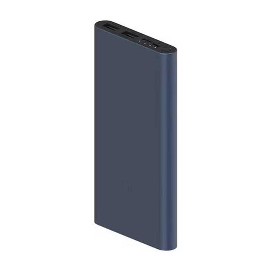 Xiaomi Mi Fast Charge Power Bank 3 10000 mAh 18W PLM13ZM Black