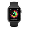 Изображение Apple Watch Series 3 MTFO2 38mm Space Gray Aluminum Case with Black Sport Band