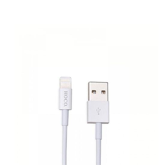 Изображение Hoco Color Cable Apple UPL04 white