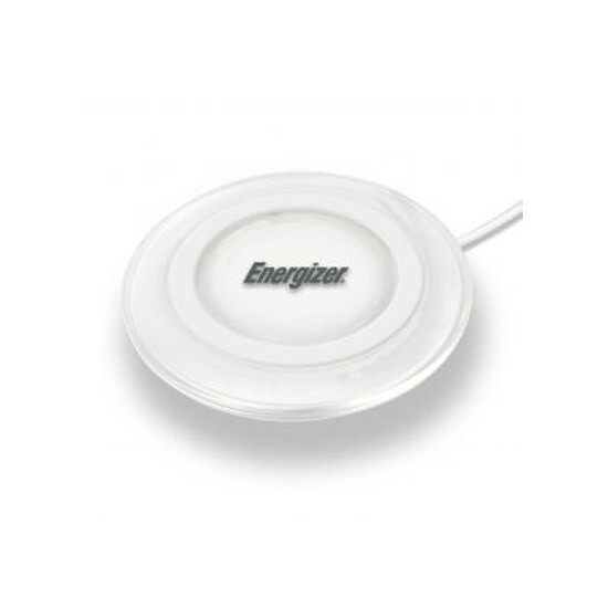 Energizer Wireless Charging PAD 5W + MicroUSB Cable White